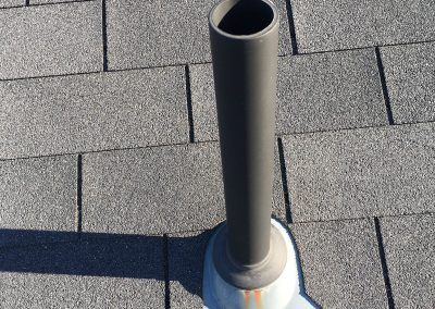 Roof Inspection Chimney
